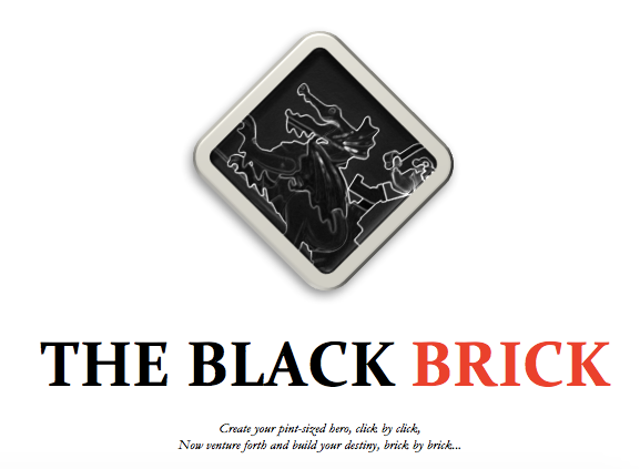 The Black Brick