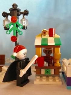 Quark and Voldemort